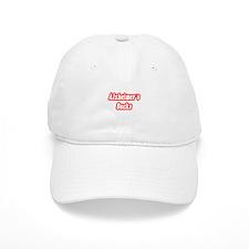"""Alzheimer's Sucks"" Baseball Cap"