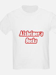 """""""Alzheimer's Sucks"""" T-Shirt"""
