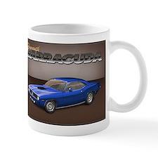 Blue Barracuda Mug
