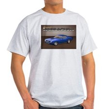Blue Barracuda T-Shirt