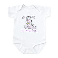 Cute Bunny Rabbit Infant Bodysuit