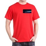 Saturn View Dark T-Shirt