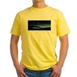 Saturn View Yellow T-Shirt