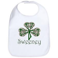 Sweeney Shamrock Bib