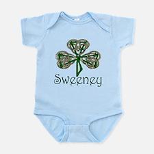 Sweeney Shamrock Infant Bodysuit