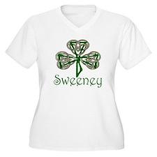 Sweeney Shamrock T-Shirt