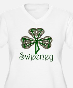 Sweeney Shamrock T-Shirt