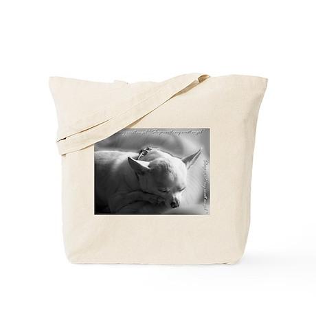 Sleep sweet, sweet angel Tote Bag