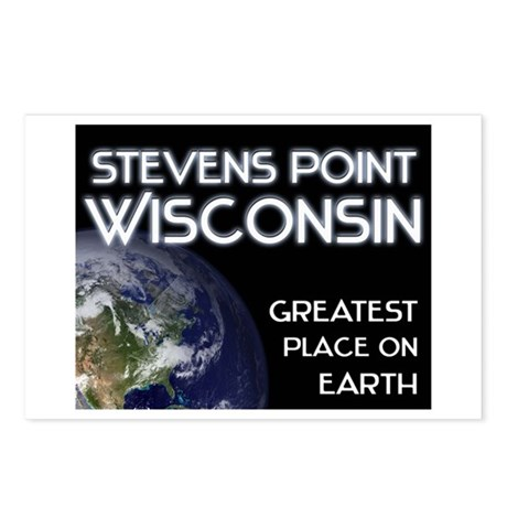 stevens point wisconsin - greatest place on earth