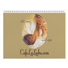 Nursing Babies Wall Calendar **ON SALE NOW**