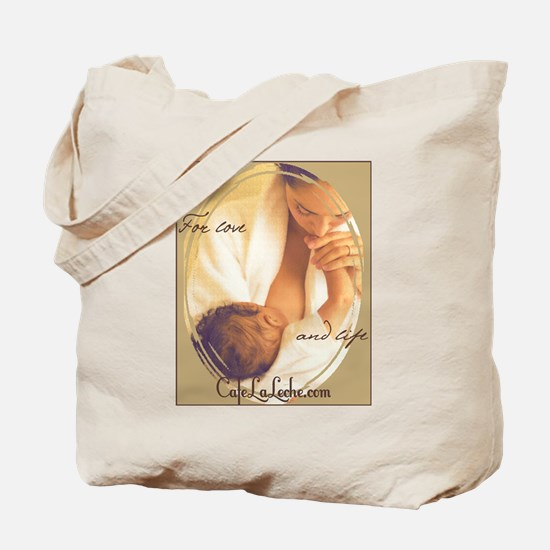 Cafe LaLeche Tote Bag **ON SALE NOW**