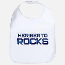 heriberto rocks Bib