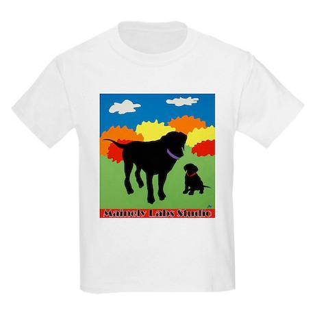 Kids Mama's Boy T-Shirt w/Logo