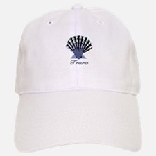 Truro Shell Baseball Baseball Cap