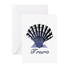 Truro Shell Greeting Cards (Pk of 10)