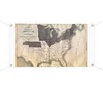 1861 Map Banner