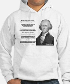 jefferson quotes Hoodie