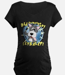 Crazy Flyball Dog T-Shirt