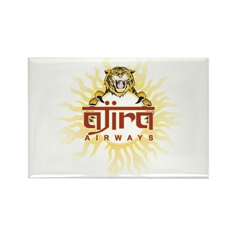Ajira Rectangle Magnet (100 pack)