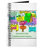 Garage sales Journals & Spiral Notebooks