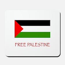 Free Palestine Mousepad