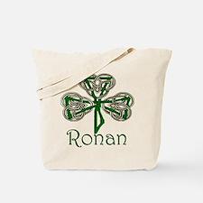 Ronan Shamrock Tote Bag