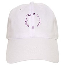 Witches do it in circles cap