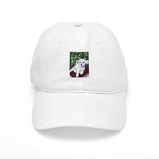 Westie Wonderland Baseball Cap