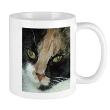 Calico Tiger Girls's Closeups Mug