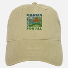 National Parks Baseball Baseball Cap