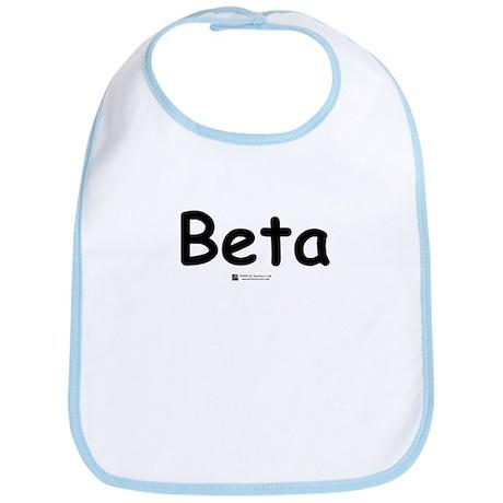 Beta - Baby Geek Bib