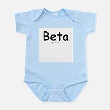 Beta - Baby Geek Infant Creeper