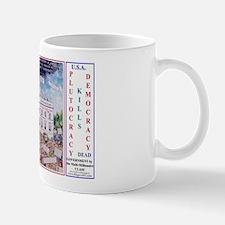 TREASON Time 2 JAIL Bu$h,  ROVE Mug