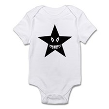 Star Face Infant Bodysuit