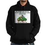 Irish Powered Hoodie (dark)