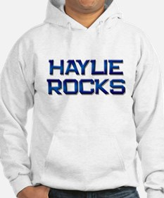 haylie rocks Jumper Hoody