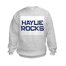 haylie rocks Sweatshirt