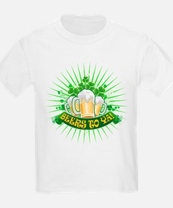 Cool Drinking T-Shirt