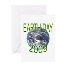 Earth Day 2009 Greeting Card