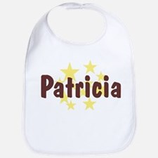 Personalized Patricia Bib
