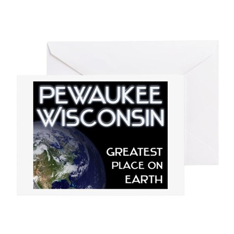 pewaukee wisconsin - greatest place on earth Greet