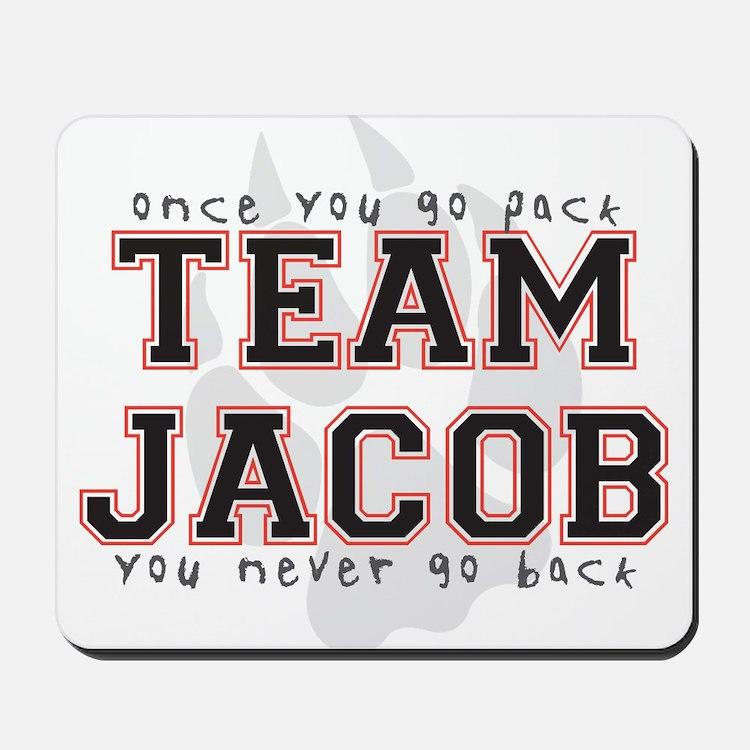 Team Jacob Mousepad