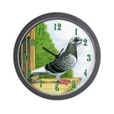 Pigeon Wall Clocks
