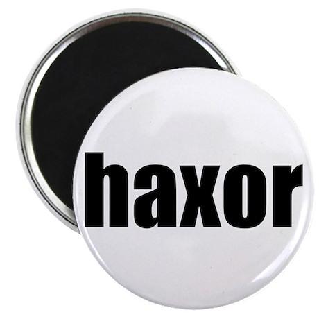 Haxor Magnet