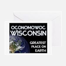 oconomowoc wisconsin - greatest place on earth Gre