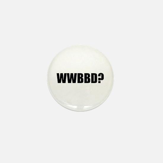 WWBBD? Mini Button