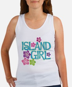 ISLAND GIRL Women's Tank Top