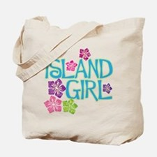 ISLAND GIRL Tote Bag