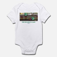 in a pub Infant Bodysuit