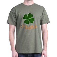 Lucky O'Bama Men's T-Shirt